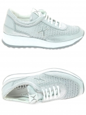 chaussures plates cypres b8137 gris