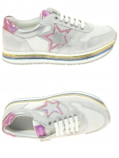 chaussures basses cypres kids ag1102 c1407 rose