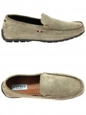loafers cypres abcd 1810083 beige