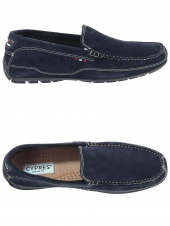 loafers cypres abcd 1810084 bleu