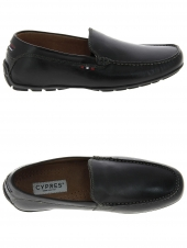 loafers cypres mm-201r11 noir