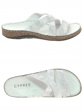 mules cypres 386 121 470 argent