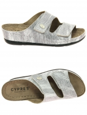 mules cypres 8.68.0179.402 argent