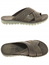 mules casual cypres 519 336 450 marron