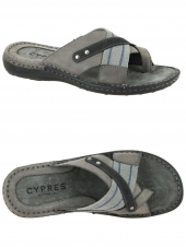 mules casual cypres 534 20491 gris