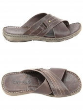 mules casual cypres 604 2476 marron