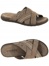 mules casual cypres 680 2822 marron