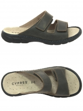 mules casual cypres 83505-2 marron