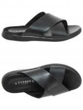 mules casual cypres s8743-a noir