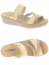 mules cypres sd36m-100 beige