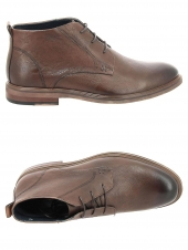boots ville daniel kenneth 16922b-5 marron