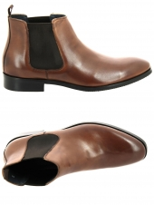 boots ville daniel kenneth dc1747b-2 marron