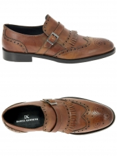 chaussures a boucles daniel kenneth 2991 f. 13158 marron