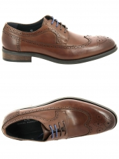 derbies daniel kenneth a5213-y22 marron