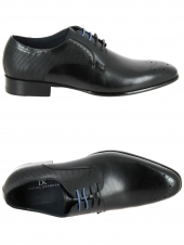 derbies daniel kenneth f2681-w16 noir