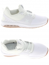 baskets mode dc shoes heathrow ia blanc