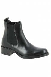 bottines de ville di lauro 1152 noir