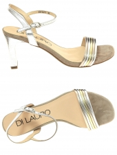 nu-pieds elegants di lauro ab30 or/bronze