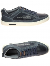 baskets dockers 44wl003-182-660 bleu