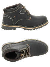 boots dockers 35ca013-400-360 marron