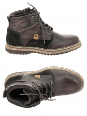 boots dockers 41rd004-140-380 marron
