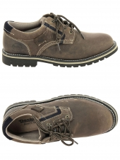 chaussures casual dockers 39wi012-401-460 marron