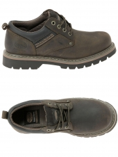 chaussures de style casual dockers 23da005-400-320 marron