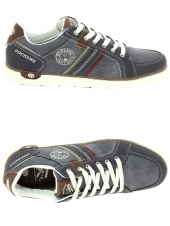 chaussures de style casual dockers 42is005-600-660 bleu