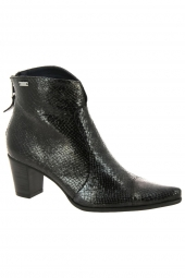 bottines de ville dorking d6034-sp noir
