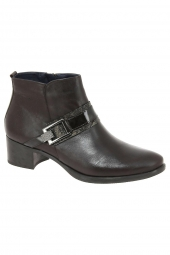 bottines de ville dorking d7233 sungl marron