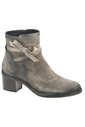 bottines de ville dorking d7335-ca taupe
