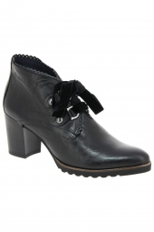 bottines de ville dorking d7590-tpef noir