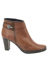 bottines de ville dorking d7612-sun marron
