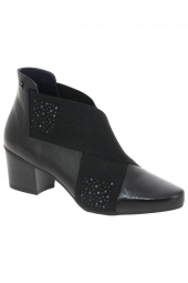 bottines de ville dorking d7662-tp noir