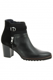 bottines de ville dorking d7889-suca noir