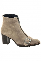 bottines de ville dorking d7891-ca taupe
