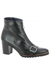 bottines de ville dorking d7891-su noir