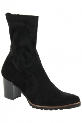 bottines de ville dorking d7892-st noir