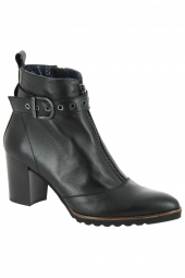 bottines de ville dorking d8300-su noir