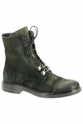 bottines fashion dorking d7868-ca vert
