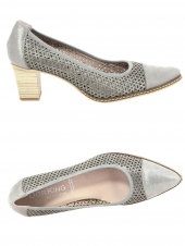 escarpins dorking d7841-bw taupe