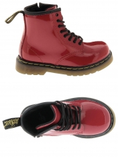 boots dr. martens brooklee rouge
