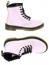 boots dr. martens delaney rose