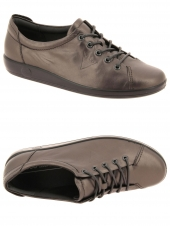 chaussures plates ecco 206503-52196 or/bronze