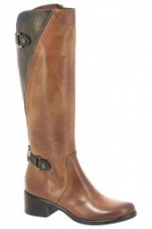 bottes fashion emanuele crasto 3031 marron