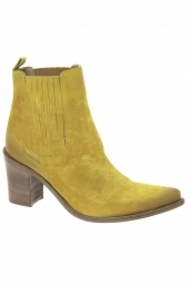 bottines fashion emanuele crasto 5013e jaune