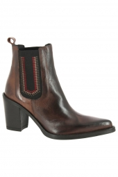bottines fashion emanuele crasto 5013r marron