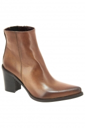 bottines fashion emanuele crasto 5015 marron