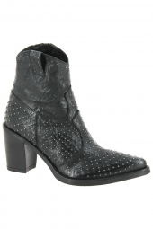 bottines fashion emanuele crasto 5032 noir