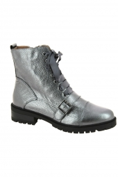 bottines fashion emilie karston amstin gris